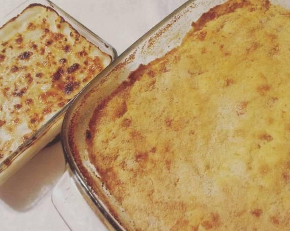 CONFORT FOOD CHE FA BENE AL CUORE: GATEAU DI PATATE  E FINOCCHI GRATINATI