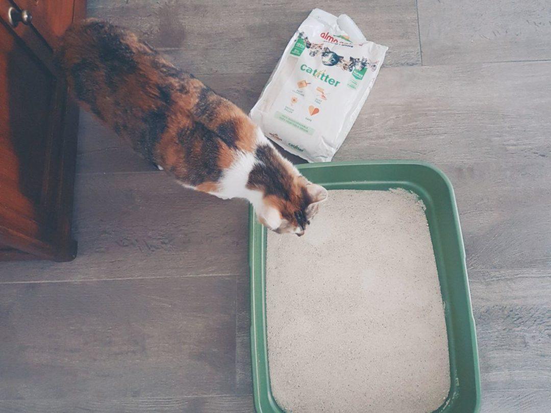 Almo Nature Cat Litter