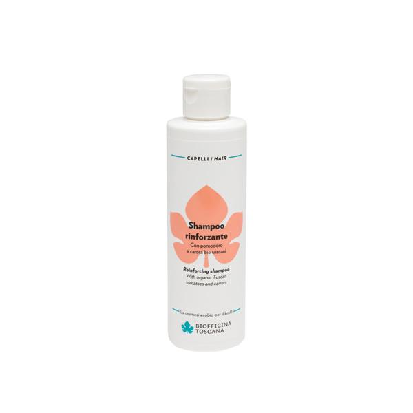shampoo rinforzante biofficina toscana
