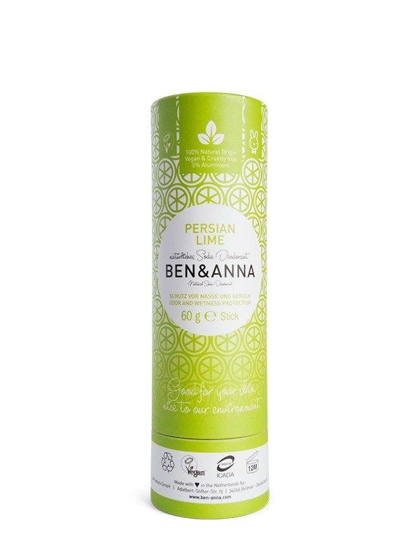deodorante solido persian lime