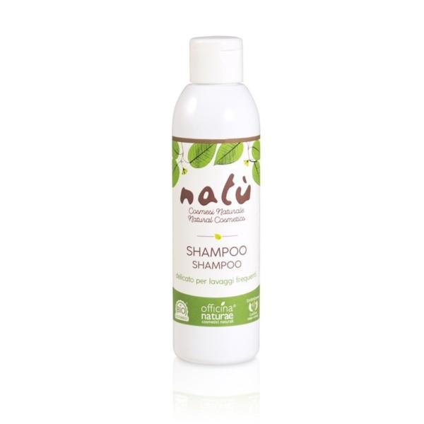 Shampoo delicato natù