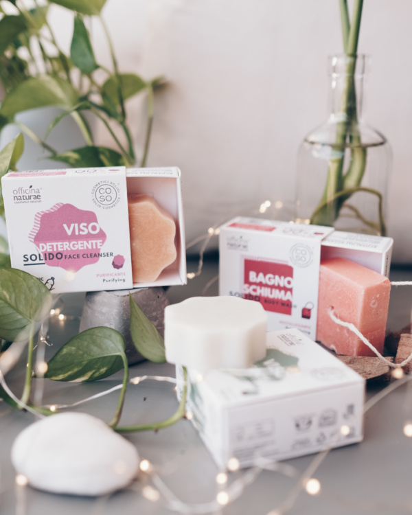 Detergente Viso Solido Purificante