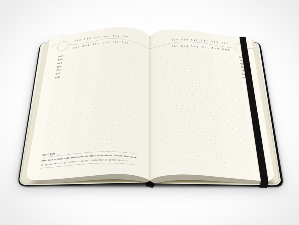 Timeless Daily Planner