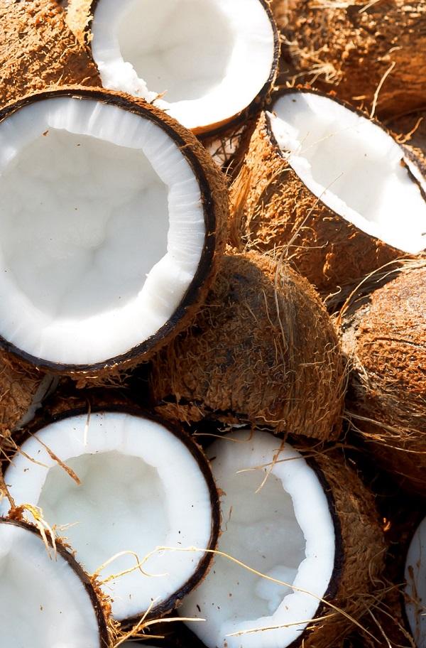 Olio di cocco biologico Khadi (2) - La Libellula Ecobio