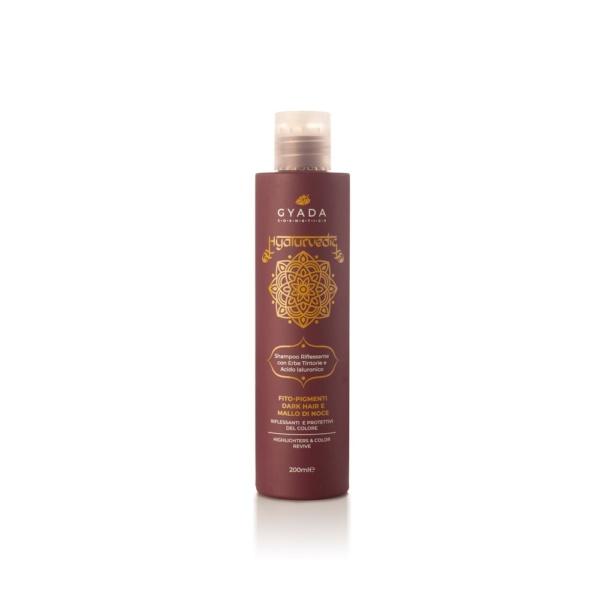 Hyalurvedic Shampoo Riflessante - Dark Hair