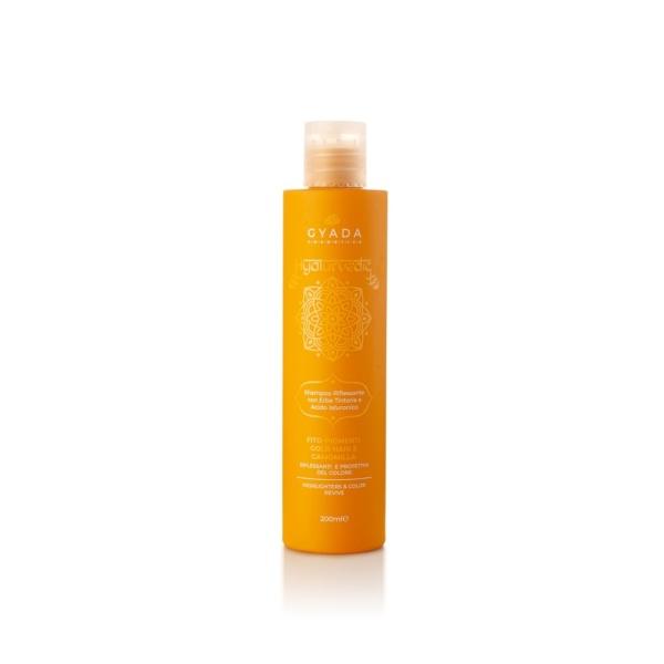 Hyalurvedic Shampoo Riflessante - Gold Hair