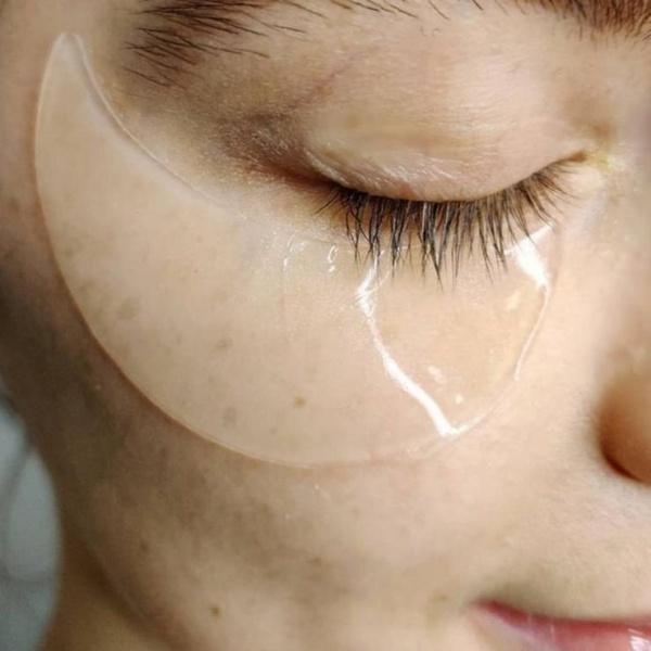 patch occhi in idrogel drenanti idratanti application turbliss